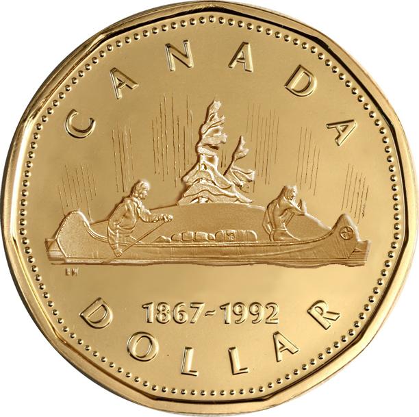 voyageur dollar coin