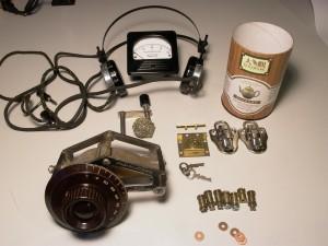 Crystal Radio Parts