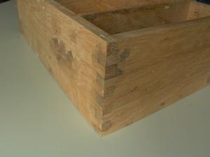 Box joints.