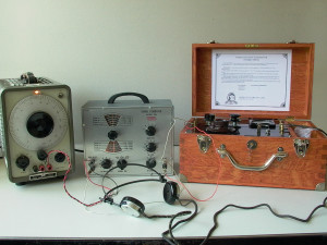 Testing the Crystal Receiver