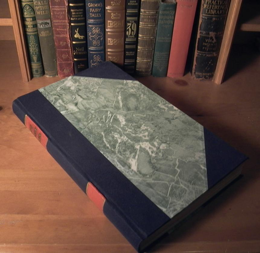 How To Make A Book Binding : Bookbinding how to make a hardcover book