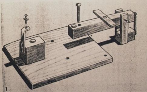 telegraph01 how to build a telegraph set the sounder